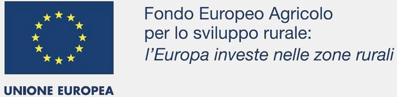 logo fondo europeo agricolo per lo sviluppo rurale
